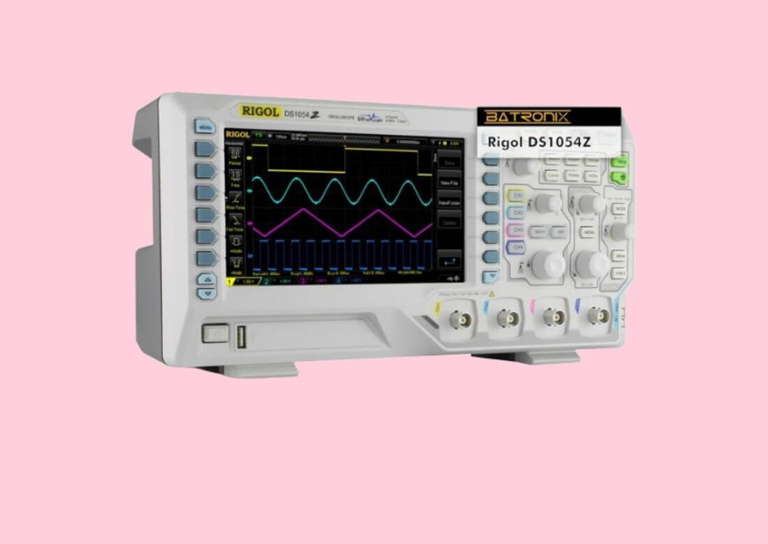 Under $1000 oscilloscope