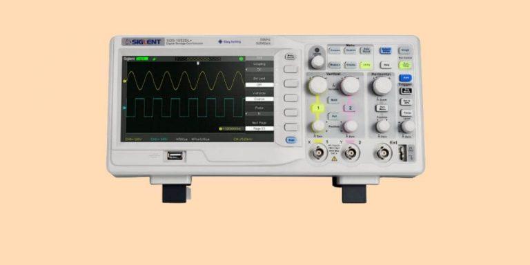 $500 oscilloscope