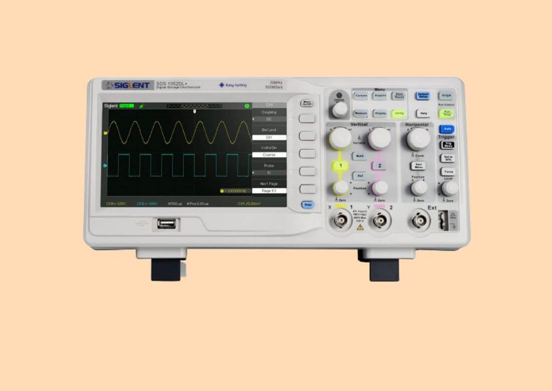 Oscilloscope for $500