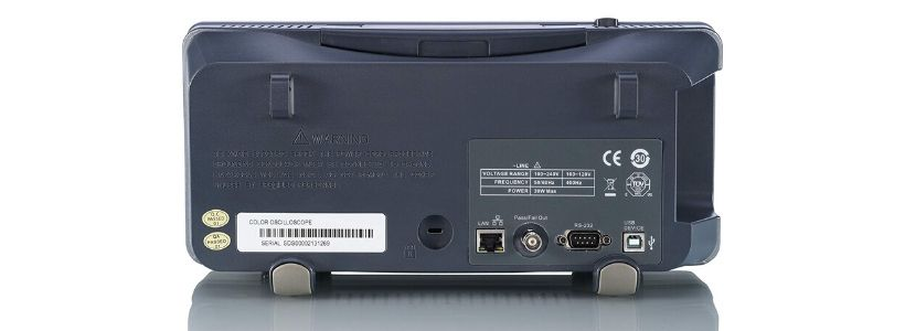 oscilloscope bandwidth