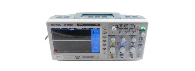 top oscilloscope brands