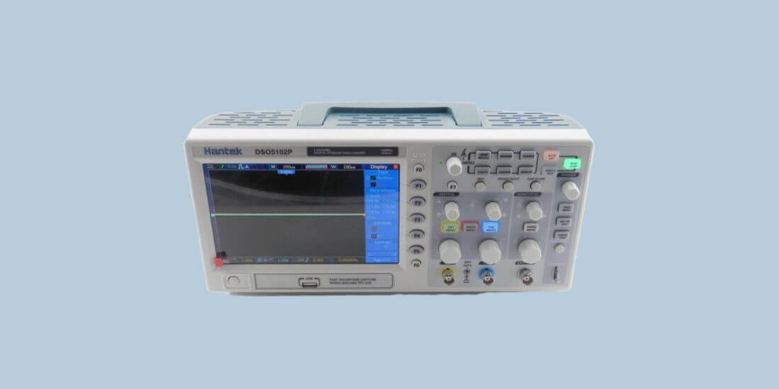 HANTEK oscilloscope review