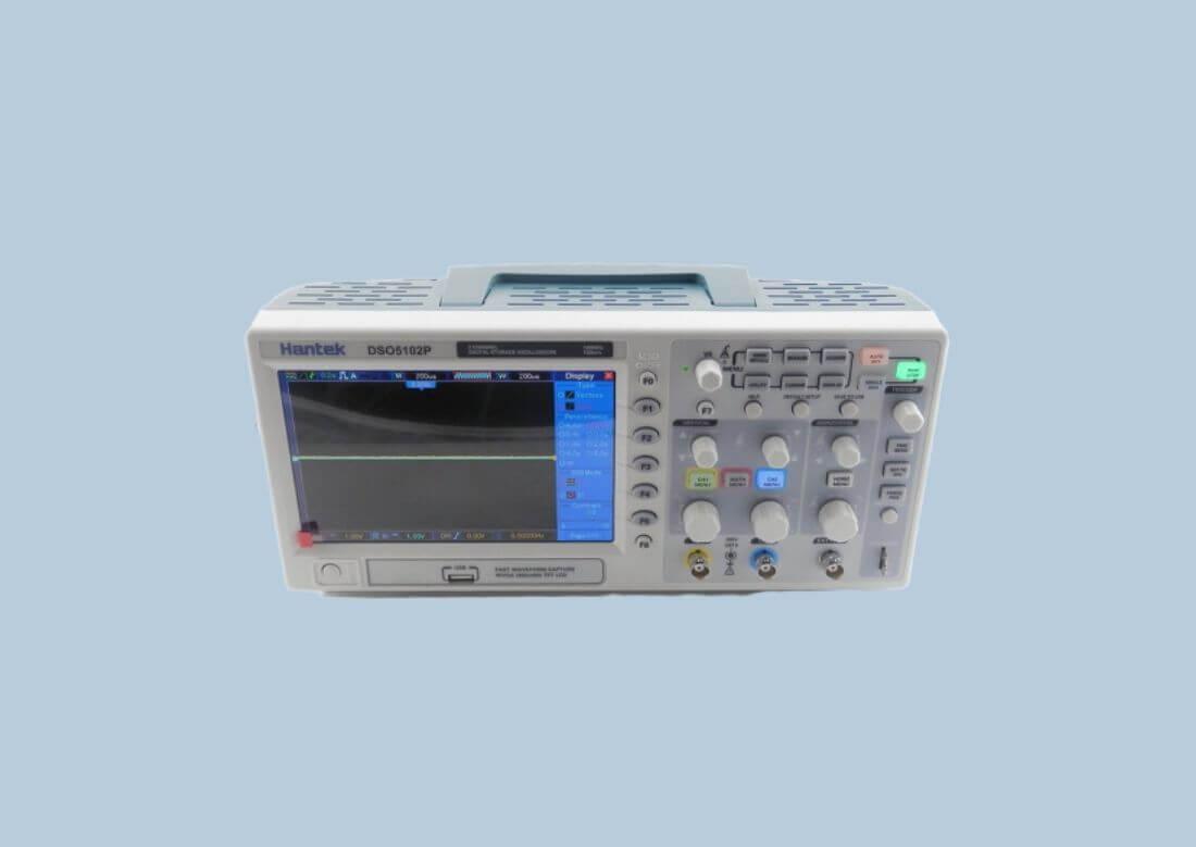 HANTEK oscillscope buying guide