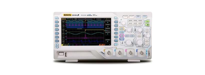 SIGLENT SDS1102CML VS RIGOL DS1054Z