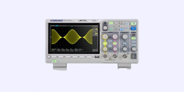 HOW TO CALCULATE FREQUENCY FROM OSCILLOSCOPE