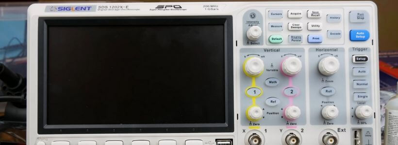 Lab Scope Vs Oscilloscope