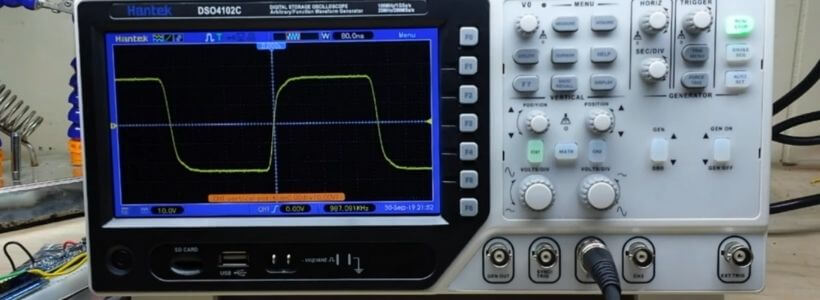 Oscilloscopes and Frequency
