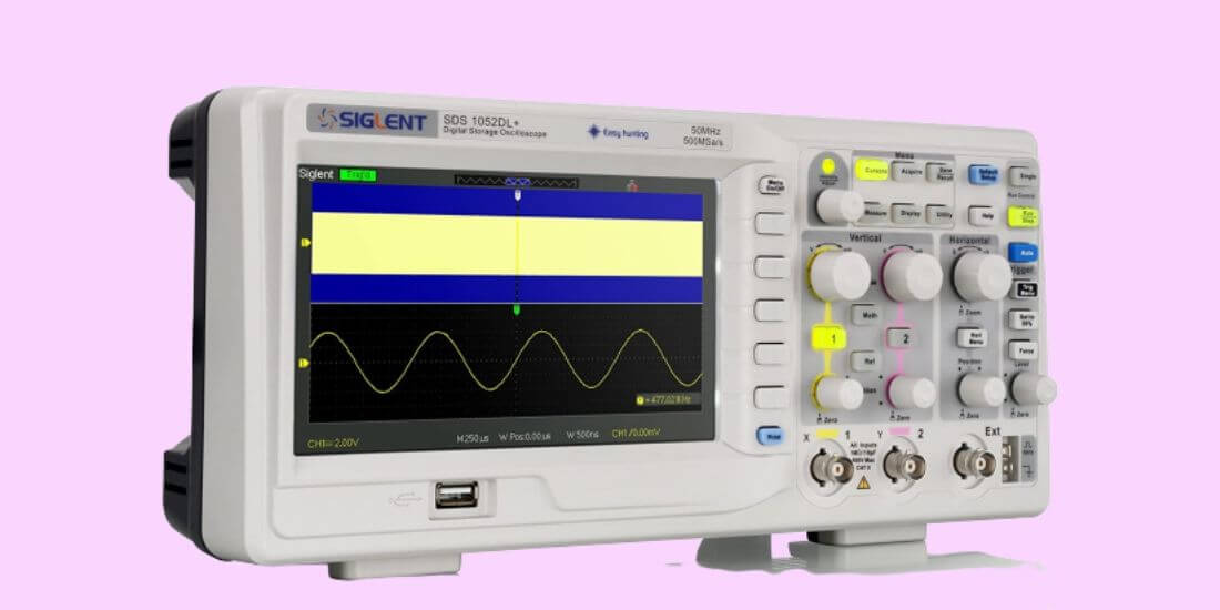 inexpensive oscilloscope