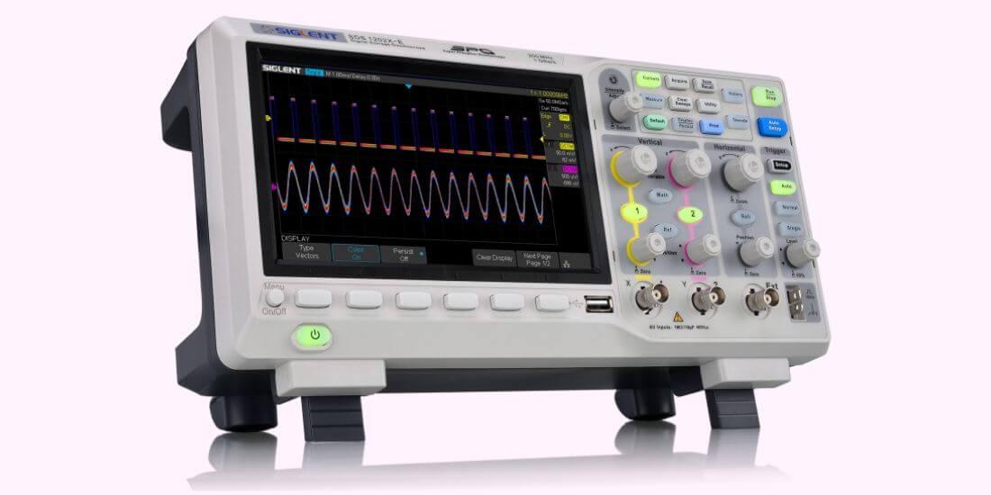 Siglent SDS1202X-E review