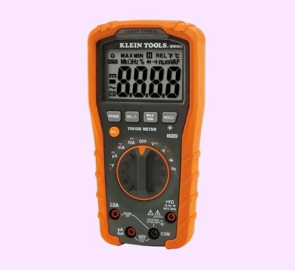 Amprobe vs. Klein Multimeter