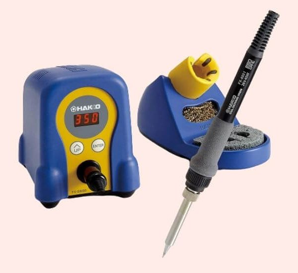 Hakko vs. Weller Soldering Station