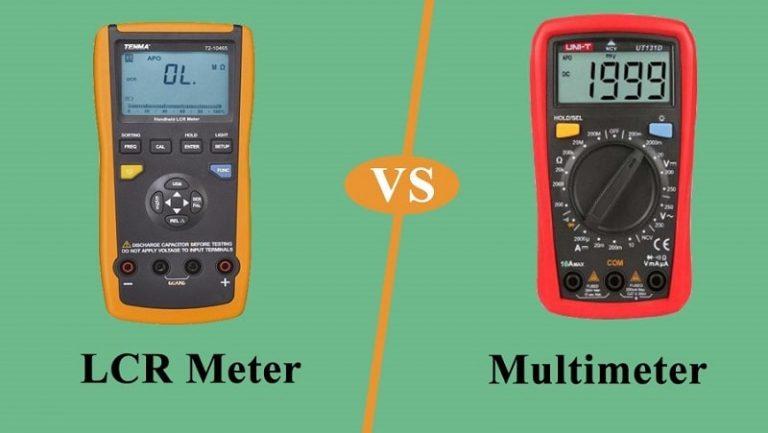 lcr meter vs multimeter