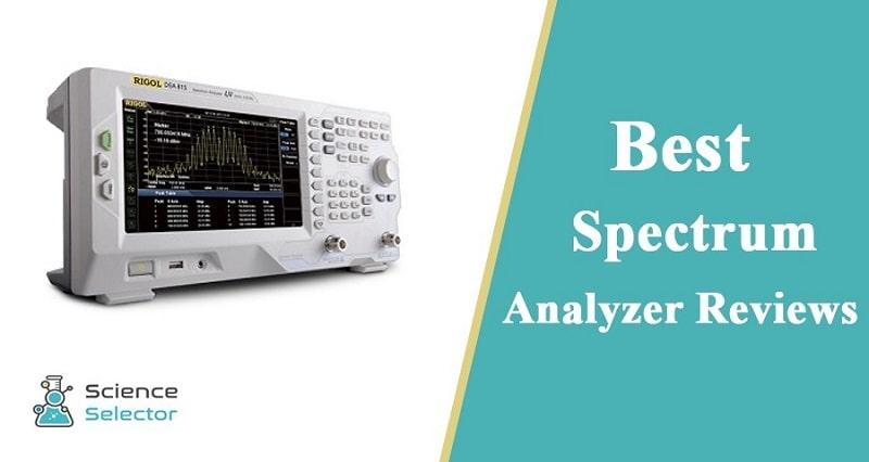 best spectrum analyzer