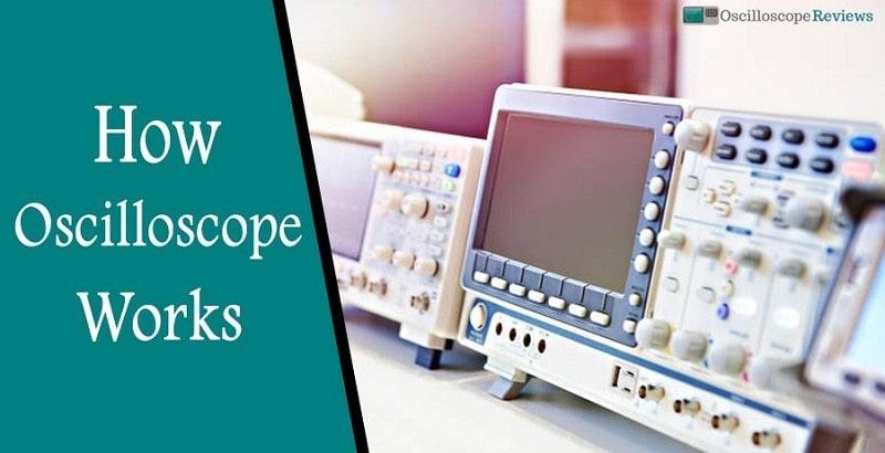 how oscilloscope works