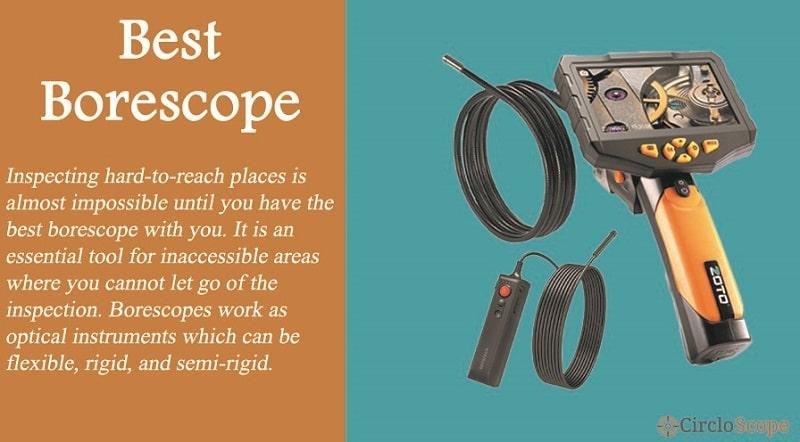 best borescope inspection camera