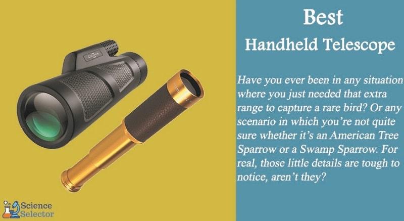 best handheld telescope