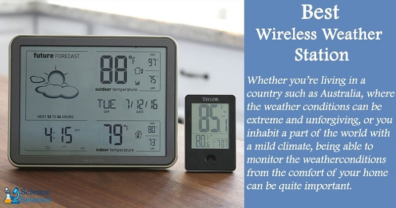 wifi weather station