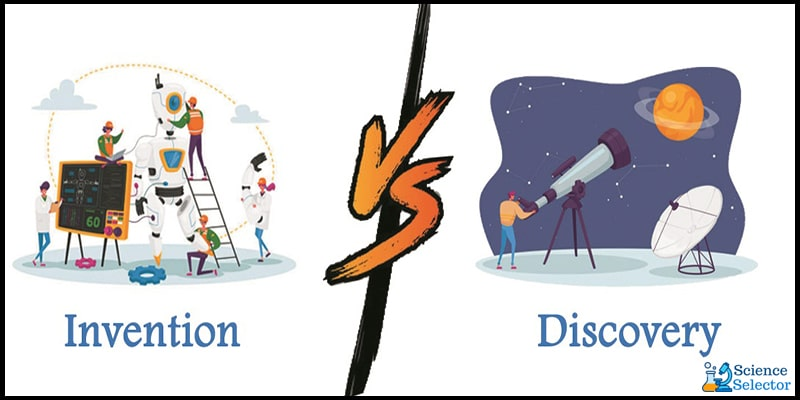 invention vs discovery