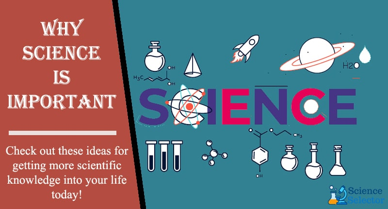 why science is important essay