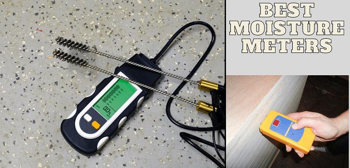 best wood moisture meters