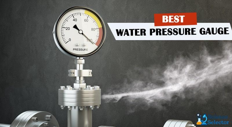 water pressure gauge tee